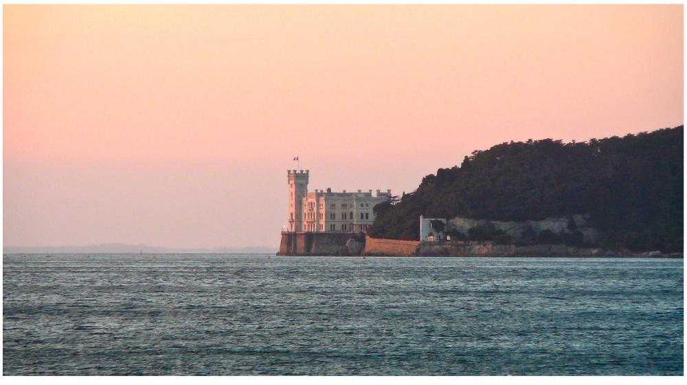 T/ICT4D is @Miramare in Trieste, Italy