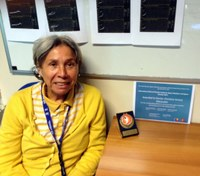 Dr. Christine Amory award